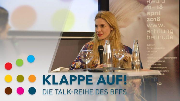 Laura Lackmann & Jasmin Tabatabai / BFFS Klappe Auf! 2018