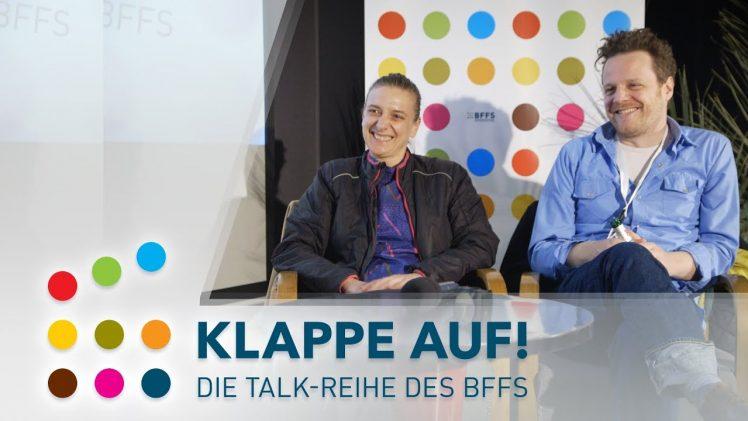 Emma Rosa Simon, Robert Bohrer & Birte Flint / BFFS Klappe Auf! Berlin 2019erlin 20190413 001